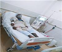 طبيب وممرضة بسوهاج ينقذانمريضًامشتبه في إصابته بكورونا