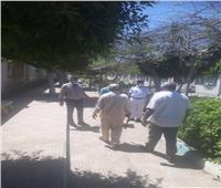 محافظ المنوفية يوجه رؤساء الأحياء بالمتابعة الميدانية لإجراءات مواجهة كورونا