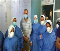 صحة البحر الأحمر: شفاء 19 حالة من مرضى كورونا