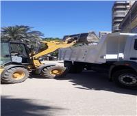 محافظ أسيوط: رفع 150 طن مخلفات من عدة أماكن