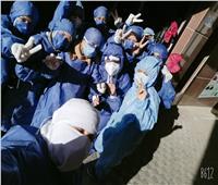 تعافي ٩٧ مصابا بكورونا بمستشفيات العزل بالشرقية