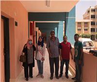 صور| «الأبنية التعليمية» تنتهي من إنشاء مدرسة حكومية بشبرا الخيمة