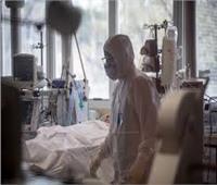 ممر شرفي لطبيب أصيب بكورونا بمستشفى القنطرة غرب
