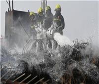 إصابة شخصين وفقدان اثنين آخرين بسبب الطقس السيء جنوب غربي الصين