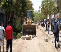 محافظ القاهرة: إخلاء سوق شارع جيهان العشوائي بالزاوية الحمراء