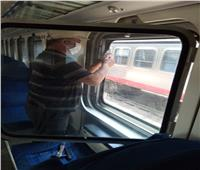 صيانة وتجديدات بخطوط السكة الحديد خلال إجازة العيد