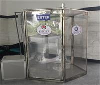 الجامعة المصرية اليابانية تنتج غرفة تعقيم متنقلة لمواجهة «كورونا»