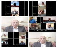 14 سؤال في اجتماع اتحاد الكاراتيه مع مدربي منطقة الإسكندرية