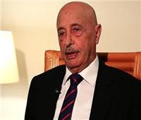 رئيس النواب الليبى يلتقي قيادات الجيش لبحث آخر التطورات