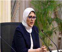 هاتفيا| وزيرة الصحة تطمئن على الأطباء المصابين بفيروس كورونا
