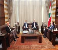 رؤساء الحكومة اللبنانية السابقين يجتمعون لوضع قانون انتخاب وإصدار التشكيلات القضائية