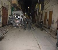 استمرار أعمال تطهير وتعقيم ونظافة شوارع وسط الأقصر