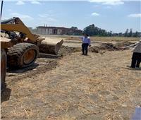 إزالة 7 حالات تعدي على الأراضي الزراعية في البحيرة بمساحة 28 ألف متر