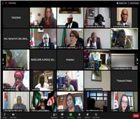 السياحة تشارك في المنتدى الافتراضي لمفوضية الاتحاد الأفريقي