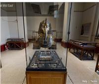 خليك في البيت.. شاهد الجولة الافتراضية داخل متحف المصري بالتحرير