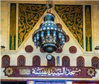 تعرف على تفاصيل صلاة الجمعة الأولى في مسجد السيدة نفيسة بعد تعليقها شهرين