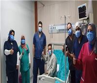 """خروج 22 مصابا بفيروس """"كورونا"""" من مستشفيين للعزل بالأقصر"""