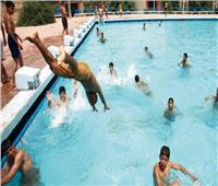 فيديو| الجيزة تزيل حمام سباحة مخالف على طريق ترعة الزمر ببشتيل البلد