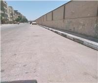 حي وسط الأقصر: رفع 40 طنًا مخلفات وقمامة من الشوارع
