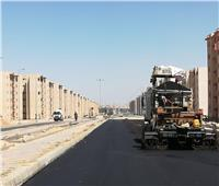 الإسكان: تكثيف العمل بالإسكان الاجتماعي في 6 أكتوبر الجديدة وشرق بورسعيد