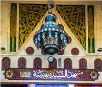 بـ٢٠ مصليا| صلاة الجمعة الأولى في مسجد السيدة نفيسة بعد غلق المساجد شهرين