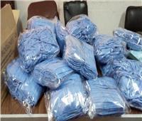 ضبط 5 أشخاص بتهمة الاتجار غير المشروع في المستلزمات الطبية
