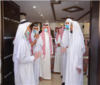 فيديو| رد فعل وزير الشؤون الإسلامية بالسعودية على عدم حضور إمام أحد المساجد بالرياض