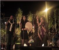 صور الكينج يتألق بألمع الأغاني للشعب المصري
