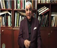 فيديو ..رسالة من «زاهي حواس» إلى العالم يشرح فيها علامة السلامة الصحية