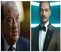 أحمد خالد صالح ناعيًا حسن حسني: ربنا يجمعنا بيك وبالحبايب على خير