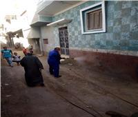 مراكز محافظه المنيا تواصل تنفيذ الإجراءات الوقائية لمواجهة فيروس «كورونا»