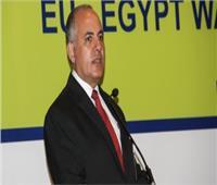 وزير الري يستأنف العمل من مكتبه بالوزارة الثلاثاء المقبل