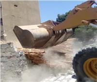 محافظ سوهاج: إزالة 16 حالة تعدي على الأراضي الزراعية وأملاك الدولة