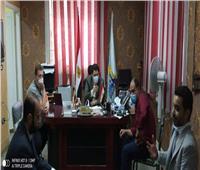 نائب محافظ القاهرة يناقش خطة لمواجهة كورونا بالتعاون مع المجتمع المدني