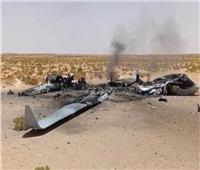 الجيش الليبي يسقط 3 طائرات تركية مسيرة