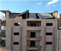 إحالة 20 مخالفة بناء في حي أول طنطا للنيابة العسكرية