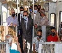 محافظ الإسكندرية: غرامات فورية لعدم ارتداء الكمامات تصل إلى 4 آلاف جنيه