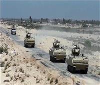 فيديو| القوات المسلحة تنفذ عمليتين نوعيتين وتقتل 19 تكفيريا بشمال سيناء