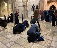 بث مباشر| صلاة الفجر من ساحات المسجد الأقصى