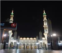بعد فتح أبوابه في صلاة الفجر.. «المسجد النبوي» ترند على «تويتر»