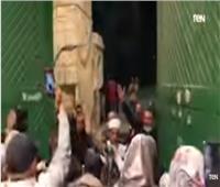 فيديو| لحظة فتح المسجد الأقصى بعد إغلاق لأكثر من شهرين بسبب « كورونا »