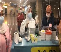 ظهور 30 حالة إيجابية لفيروس كورونا في السويس.. وارتفاع الاجمالى إلى265 مصاب