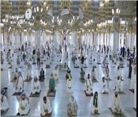 بث مباشر| صلاة الفجر من المسجد النبوي الشريف في اليوم الثاني بعد إعادة فتحه
