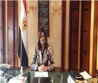 """وزيرة الهجرة تشكر المشاركين في مبادرة """"خلينا سند لبعض"""" لدعم المصريين العالقين"""