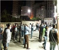 حملة مكبرة للتصدي لمافيا البناء المخالف في المنتزه بالإسكندرية