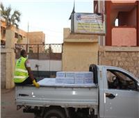 «مستقبل وطن» يواصل حملات التطهير وتوزيع المساعدات في إدفو