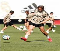 فيديو.. أول تدريب جماعي لريال مدريد قبل اسئتناف الدوري الإسباني