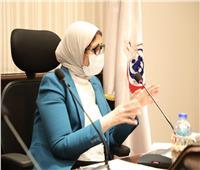 وزيرة الصحة تعلن زيادة نقاط استقبال المشتبه في إصابتهم بكورونا لـ 376 مستشفى