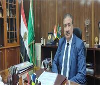 محافظ المنوفية يطمئن هاتفيا على صحة رئيس جامعة السادات
