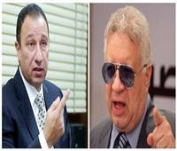 «مرتضى منصور» يوجه رسالة إلى محمود الخطيب بعد مرض حفيده
